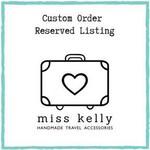Custom Order for Brittni