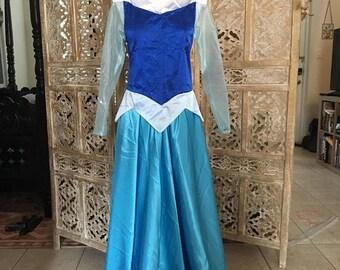 Aurora/Sleeping Beauty Dress