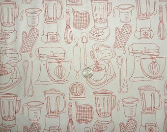 KITCH Hennette by Andover - Fabric By The Yard