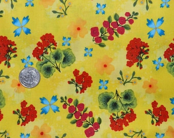 Garden Frolic by RJR - Fabric By The Yard - H