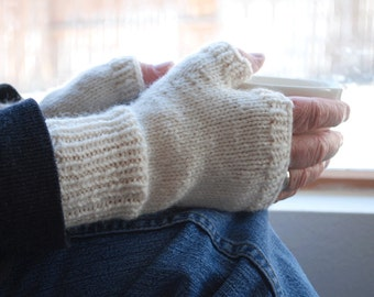 Fingerless Gloves Man, Woman, Child. Great Fall Gift
