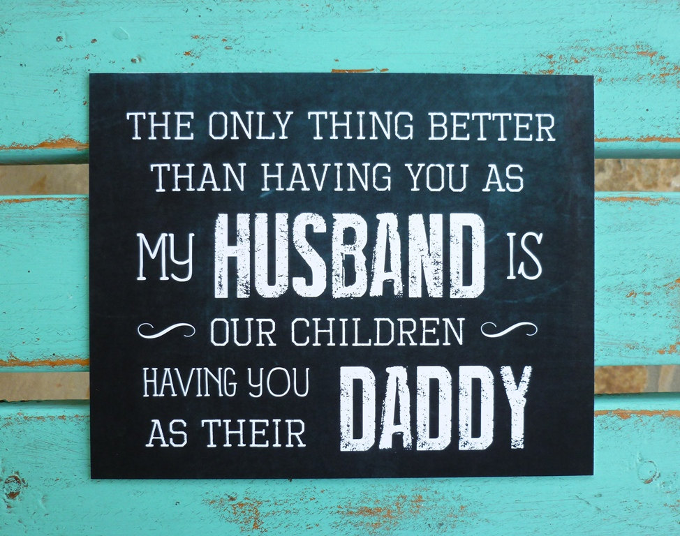 Fathers Day Gifts For Husband Daddy Father Of My Etsy