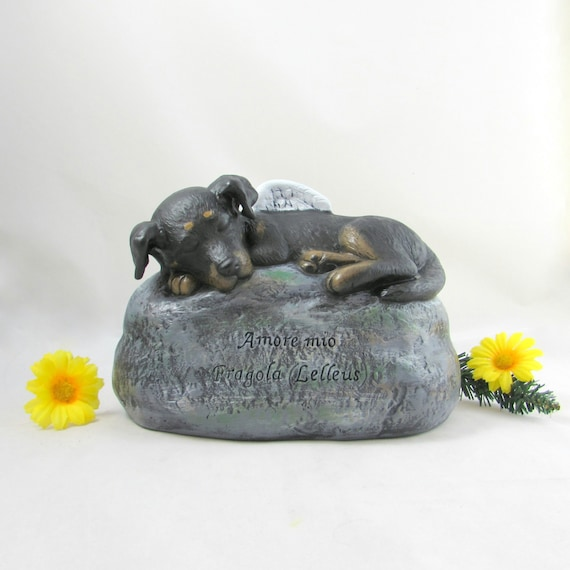 Rottweiler Dog 4.5 inch animal READY TO PAINT CERAMIC BISQUE CRAFT