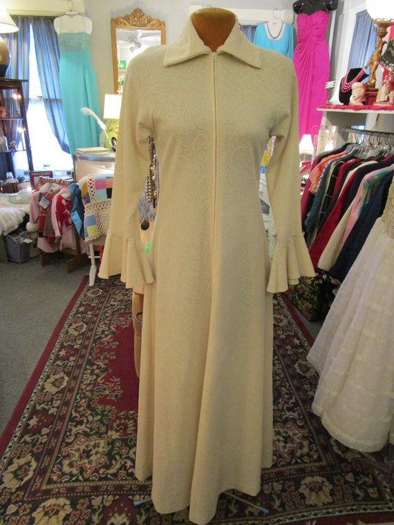 1960/70s Hostess / Loungewear Dress