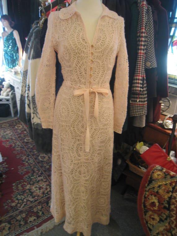 Vintage Mary Norton Hostess Dress