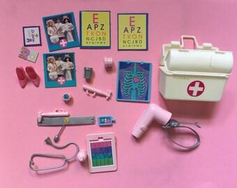 barbie doctor bag