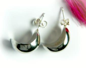 Sterling Silver earrings - Classic / Vintage