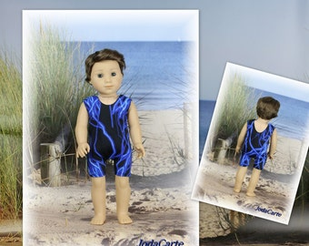 AG Boy Doll -- Lightning Singlet