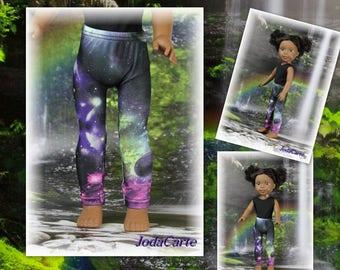 WellieWishers Galaxy Doll Pants