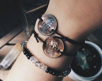 Cheap Luck - Penny Bracelet