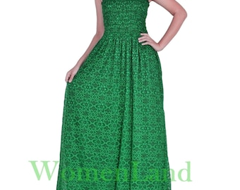 WomenLand: Women Green Lace Clothings Bridal Wedding Cocktail Party Bridesmaids Long Maxi Elegant Prom Gown Dress Plus Size XL 1X 2X 3X 4X
