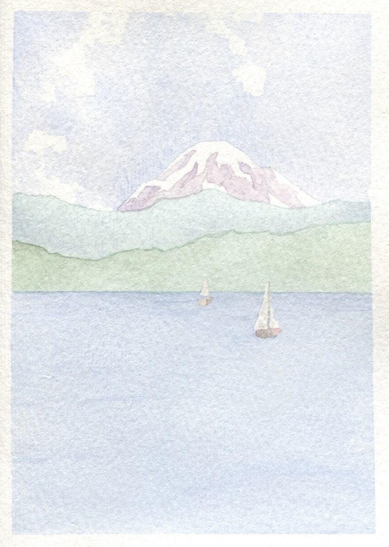 Puget Sound Card Vertical image 0