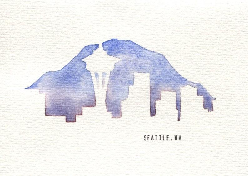 Seattle Card image 0