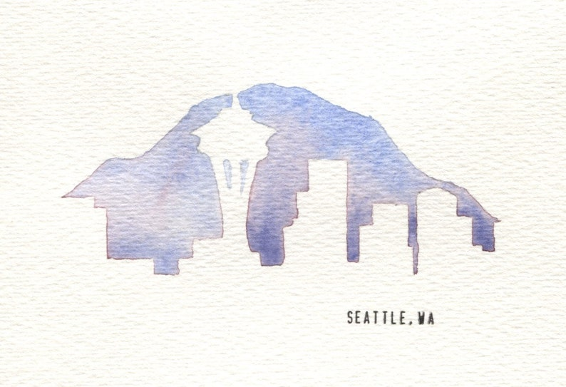 Seattle Card 1 image 0