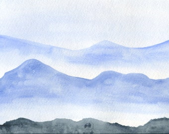Great Smoky Mountains Painting