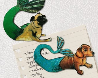 Dachshund  Refrigerator magnet Made in the USA