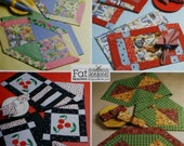 Table Runners, Placemats and Napkins Sewing Pattern, McCalls P258 Home Decorating Craft