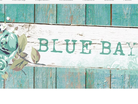 NEW COLLECTION **KAISERCRAFT**Blue Bay Collectables