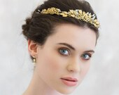 ELISABETH   Antique Filigree Crown