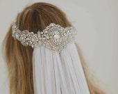METHODY | Crystal Headpiece