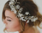 SAKURA | Silk Blossom Hairvine