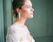 10 % off CARTER | Luxury diamond drop earrings