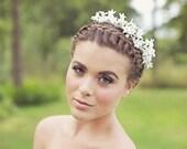 End of Line 50% SOPHIA   Floral Hair Vine