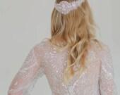 ALEXANDRIA | Crystal Engagement Dress