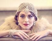 VAUDEVILLE   Art Deco Headpiece