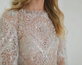 ALEXANDRIA | Crystal Engagement Gown