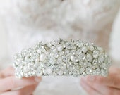 10 % off PERLA | Crystal Pearl Crown