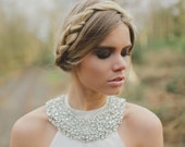 FLOWER GARDEN | Couture Crystal Collar