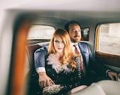 COLBERT   Crystal Neckpiece   Featured on BRIDES