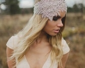 REISS    Couture crystal headpiece