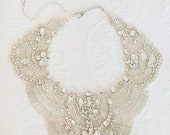 End of Line 50% ASTAIRE | Couture Crystal Neckpiece