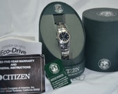 eb3508 Citizen Quartz Eco Drive Watch for Women Swarvoski Crystals