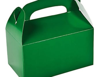 4 free gift boxes in the green lunch box