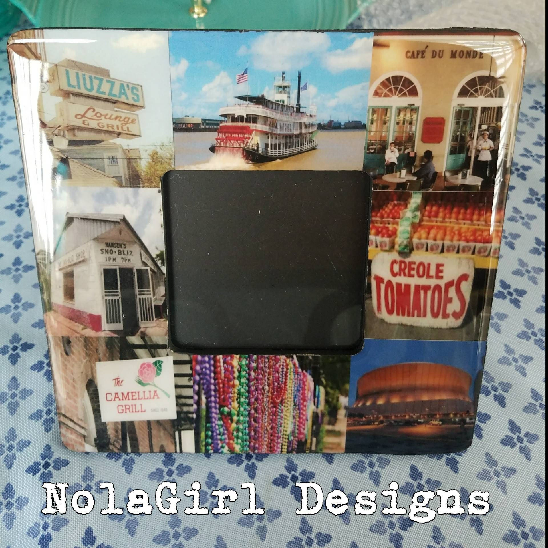 Home Decor New Orleans: New Orleans Frame, Custom Design Frames, Home Decor