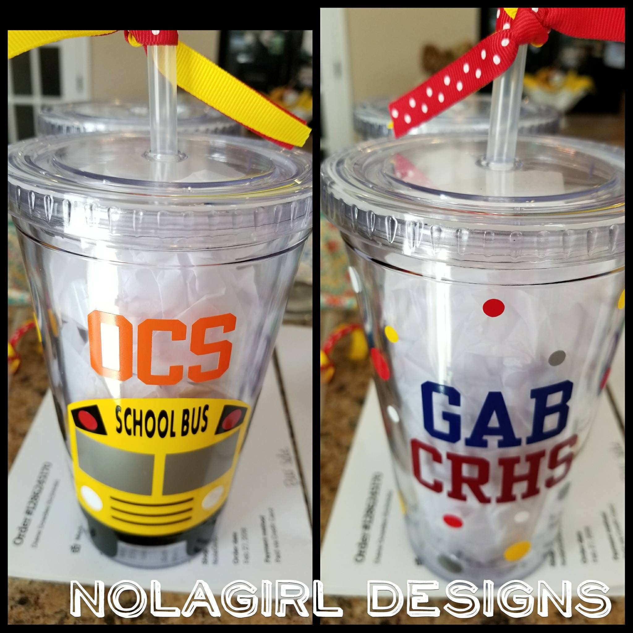 Bus Driver gift, School Bus Driver Gift, Drink tumbler, personalized ...