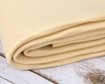 """Fat Quarter Beige Cut + Sew Bra Foam 100% Poly Laminate Bra Foam 18""""x30"""" Bra Making Bramaking Swimwear Foam"""