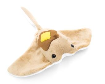 Sea Pancake Stuffed Animal Plush Toy, Plushie Sting Ray, Cow Nose Ray, Manta Ray, Stuffed Toy - MADE TO ORDER