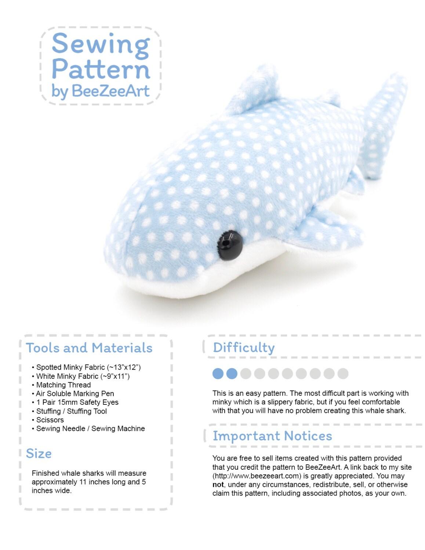 Magnífico Zapatillas De Tiburón Patrón De Tejer Motivo - Manta de ...