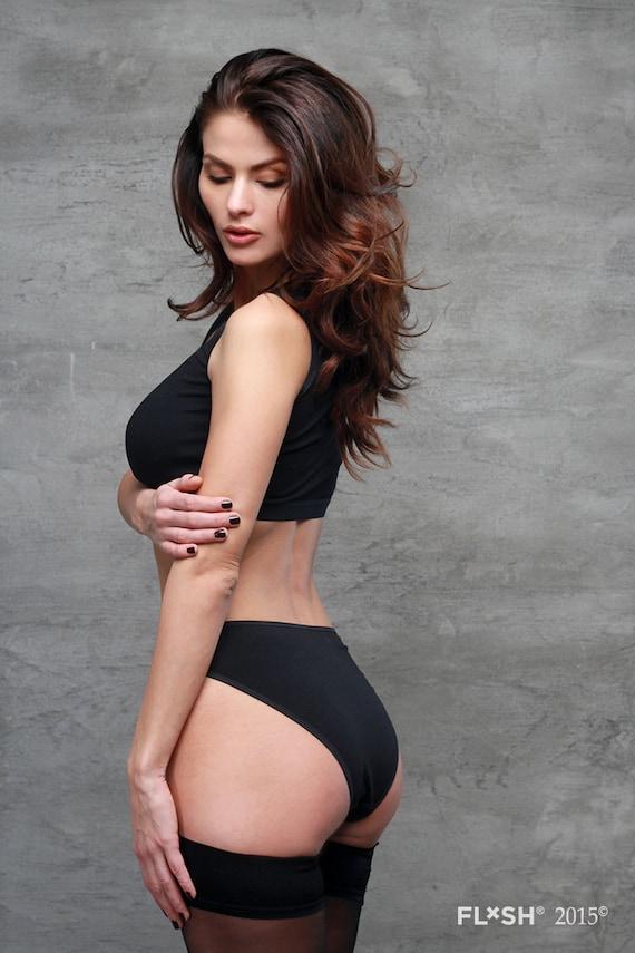 High cut panties sexy