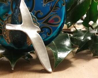 Sterling Silver Perigrine Falcon