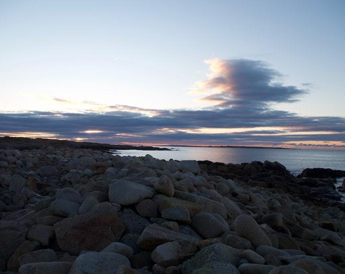 Dawn Cloud, Limited Edition, Wild Atlantic Ocean, Ireland, Irish Landscape