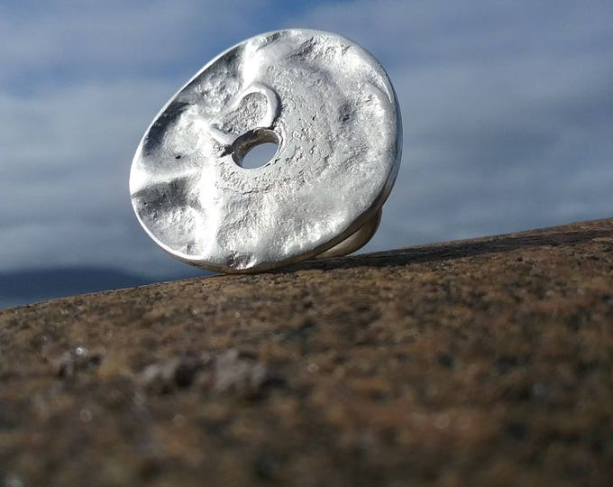 Sorcerers Powerful Silver Ring
