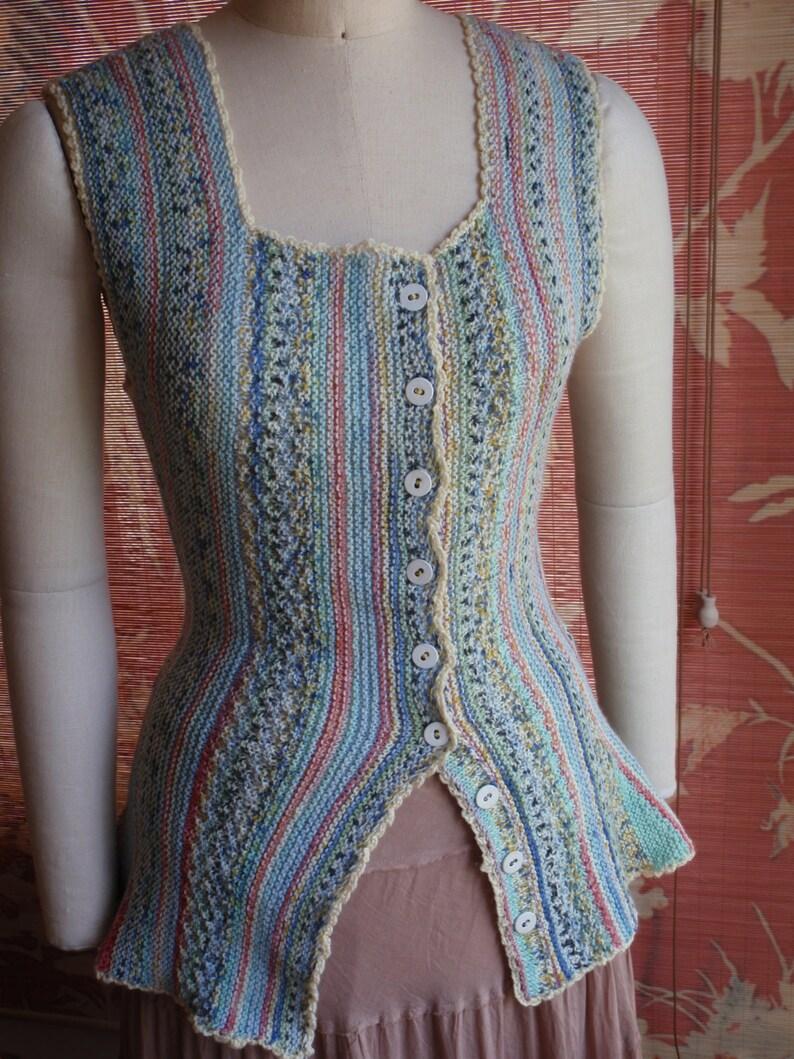 Women's Clothing Nice Corset Bleu Et Rose à Motif Vintage Baroque Rococo Victorien Strong Packing
