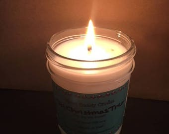 Moms Country Candles - 8oz Mason Jar 100% Soy Candle