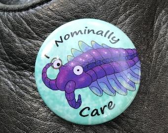 Monocle Anomalocaris pin