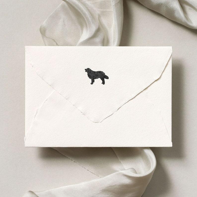 Dog Owner Gift Golden Retriever Gifts Self Inking Golden Retriever Stamp